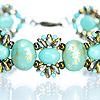 Gallery Candy Oval Bracelets