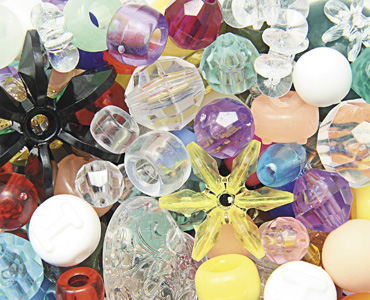 Category Acrylic Bead Mixes
