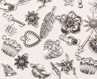View Metal Charms & Pendants
