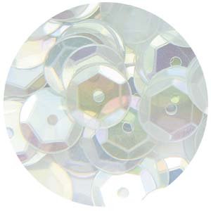CS10IR 10mm cup sequins - iris
