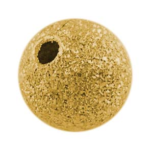 MEB24-1 Stardust beads - gold