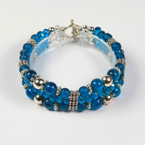 WS64-NOV1 NEW Multi-strand Bracelet: Tuesday 4 November 10 30 am - 12 30 pm