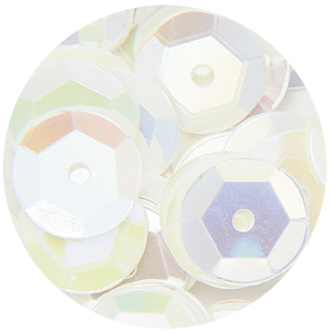 CS12IR - 12mm cup sequins - iris