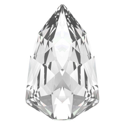 4707 18.7x11.8mm 001 Swarovski slim trilliant fancy stone - crystal