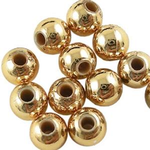 P4C 2-3chinese round plastic pearls