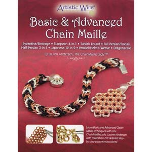 BK139 Basic & Advanced Chain Maille