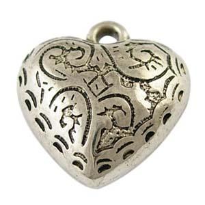 CCB142CCB heart pendant
