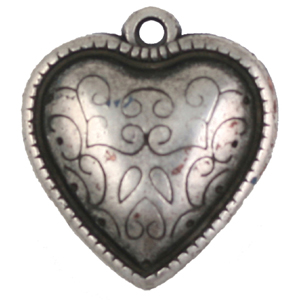 CCB8 patterned heart