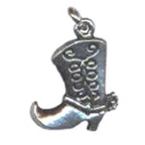 CH17&nbsp;cowboy boot charm