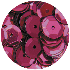 CS5MET 5mm cup sequins - metallic