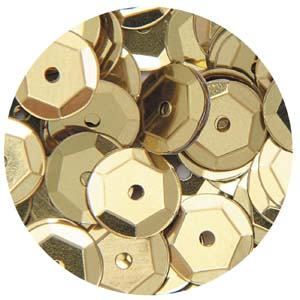 CS3MET - 3mm cup sequins - metallic