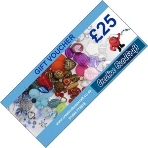 GV-25 £25.00 gift voucher