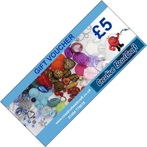 GV-5 £5.00 gift voucher