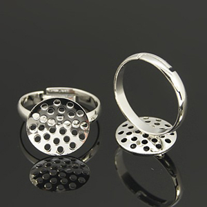 JF217 adjustable sieve ring base