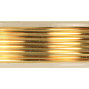 JW-1.0 GLD Gold Coloured Jewellery Wire