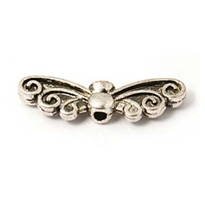 MEB22 dragonfly wings bead