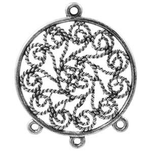 MEC11round pendant/connector