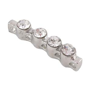 MEC41 diamante 5-hole metal spacer or connectors