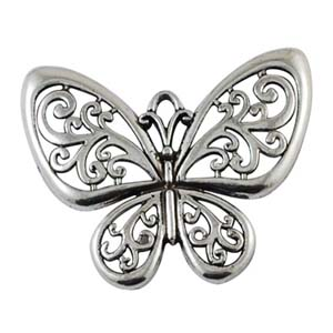 MEP48 butterfly pendant
