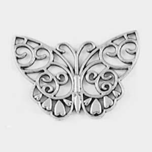 MEP59butterfly pendant