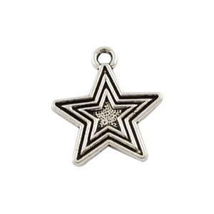 MEP75 star charm/pendant