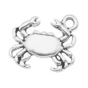 MEP80 crab charm/pendant