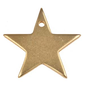 MP58 star pendant