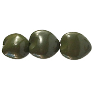 NBK25-6 - kukui nuts - olive