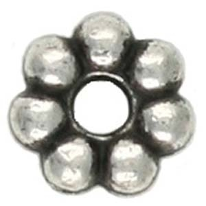 PMB61-2 spacer antique silver
