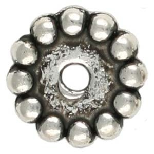 PMB62-2 spacer antique silver