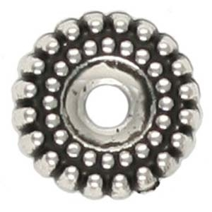 PMB63-2&nbsp;spacer antique silver