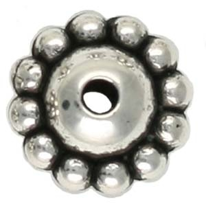 PMB65-2 spacer antique silver