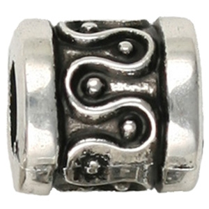 PMB67-2 barrel antique silver