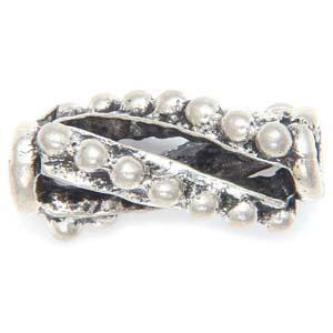 PRB11pewter bead