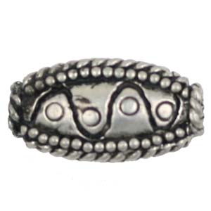 PRB17 - pewter bead