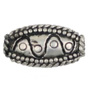 PRB17pewter bead