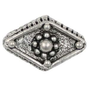 PRB18pewter bead