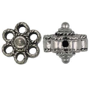 PRB25pewter bead