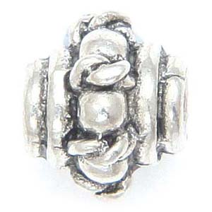 PRB3 - pewter bead