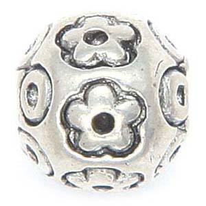 PRB6pewter bead