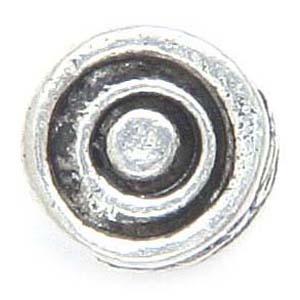 PRB8pewter bead