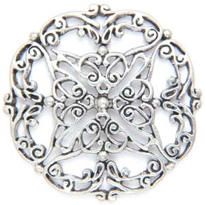 PRF33&nbsp;pewter pendant