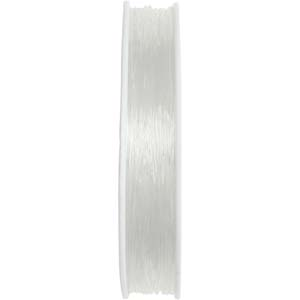 S123C - clear stretch elastic cord 1mmx25m