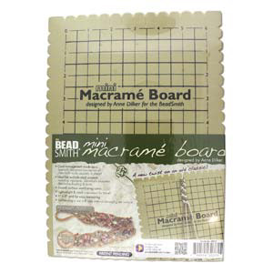 S246 Mini macrame board