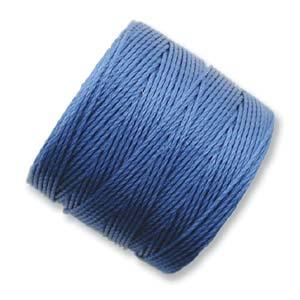 S294-BL S-Lon Bead Cord - Blue