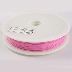 TT2-PK tiger tail - pink - 50m/roll