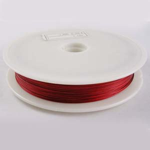 TT2-R tiger tail - red - 50m/roll