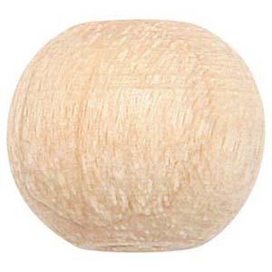 WB5-saleround wooden bead