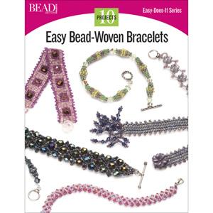 BK63Easy Bead-Woven Bracelets