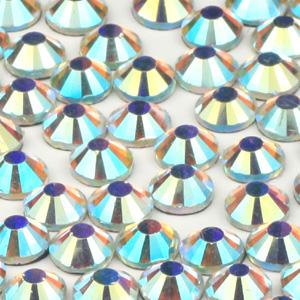 HF3V-2 Chinese hotfix crystals -  crystal AB